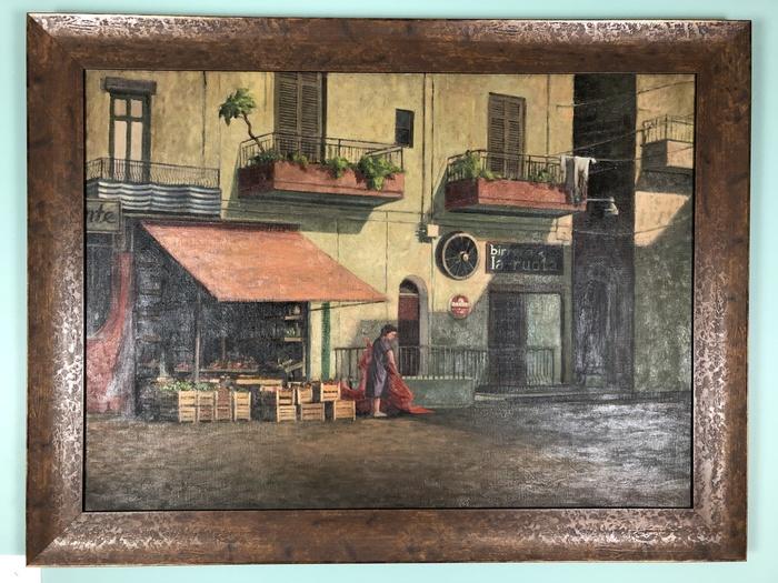 Frank Corso Italian streetscape