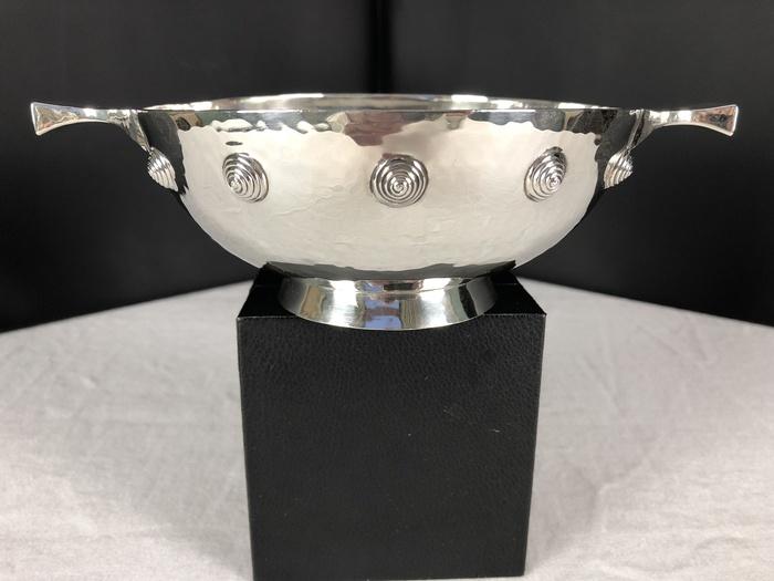 Edwardian Sterling Silver Bowl
