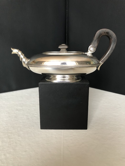 Dutch Silver Tea Pot