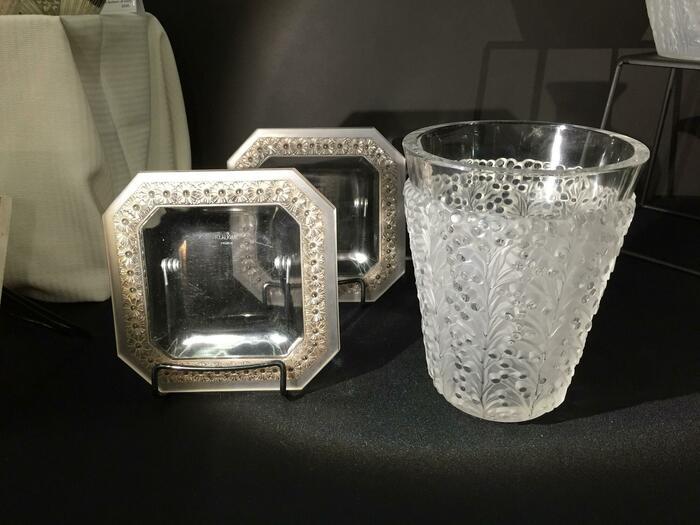 Rene Lalique Art Glass