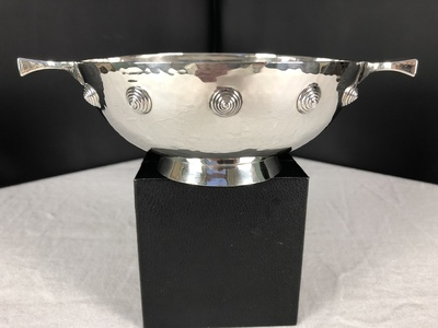 additional images for Edwardian Sterling Silver Bowl